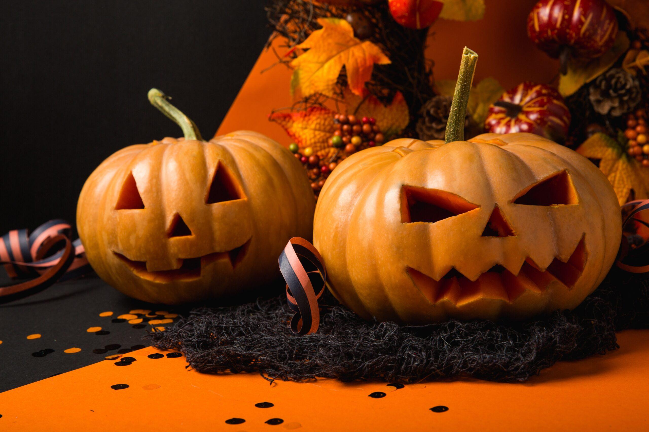 Fête d'Halloween à la cantine de Sous-le-Mont, FC Val-de-Ruz